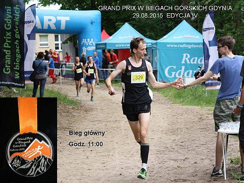Grand Prix w biegach górskich Gdynia 2015