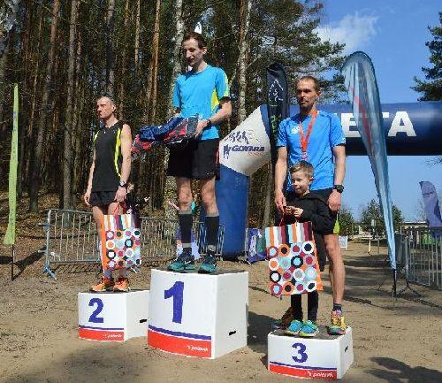 Grand Prix w biegach górskich Gdynia 2015gr