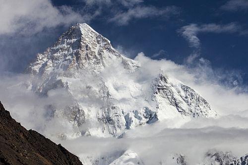 K2 dotknąć nieba