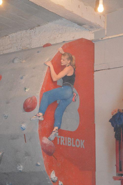 Zawody Triblok Open 17 styczeń 2015